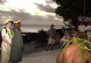 Tokelau vuole spostarsi nel futuro