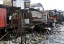 Il secondo tifone nelle Filippine