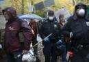 Decine di nuovi arresti contro Occupy