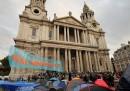 Occupy London cambia logo