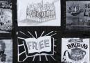 I cartelli di Occupy London