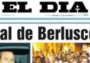 Le dimissioni di Berlusconi sui giornali internazionali