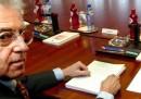 Il mondo secondo Mario Monti