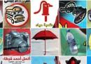 I simboli dei partiti in Egitto