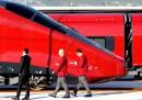 Il nuovo treno Italo di NTV