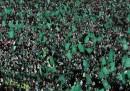 Le foto dell'anniversario di Hamas