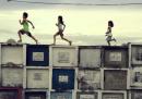 La vita nel cimitero di Manila