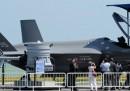 La storia dei cacciabombardieri F-35