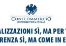 Confcommercio e le liberalizzazioni