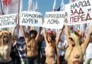 Che cos'è FEMEN