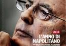 La copertina dell'Espresso con Giorgio Napolitano uomo dell'anno