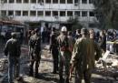Le bombe a Damasco