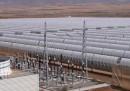 Le centrali solari nel Sahara