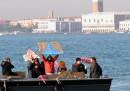 Venezia, tre scene dalla crisi
