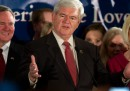 Gingrich stravince in South Carolina