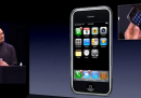 iPhone ha cinque anni