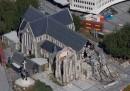 Christchurch un anno dopo