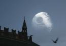 La Morte Nera nel cielo di Copenhagen