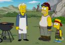 Wikileaks e Julian Assange nel 500esimo episodio dei Simpson