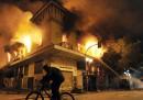 Le foto delle violenze ad Atene