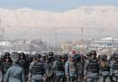 Le foto delle proteste in Afghanistan