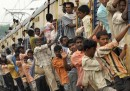 I morti lungo le ferrovie indiane