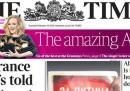 I giornali inglesi di martedì 14 febbraio