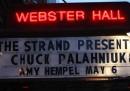 24 citazioni di Chuck Palahniuk