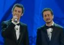 Luca e Paolo aprono il Festival di Sanremo 2012