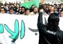 Le proteste in Egitto