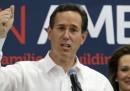 Il duello tra Romney e Santorum continua