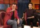 L'intervista del 1994 in cui Tarantino spiega Pulp Fiction a Jon Stewart