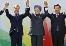 La riunione dei BRICS