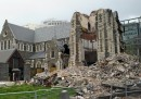 La cattedrale di Christchurch sarà demolita (foto)