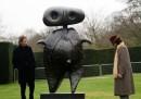 Le sculture di Miró allo Yorkshire Sculpture Park