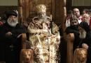 Un funerale copto