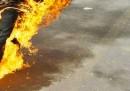 I tibetani che si danno fuoco