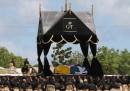 I funerali del re di Tonga