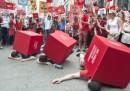 La protesta degli studenti in Québec