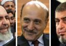 Gli esclusi dalle presidenziali in Egitto