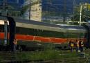 La collisione tra due Frecciarossa a Roma Termini