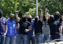 Le proteste dei minatori in Spagna