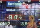 I primi guai di Facebook in borsa