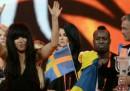 La finale dell'Eurofestival