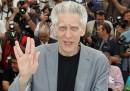 David Cronenberg a Cannes
