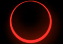 L'eclissi in time-lapse