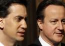 Ed Miliband, David Cameron e LOL