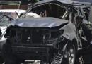 L'attentato in Colombia