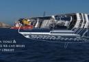 Le operazioni per la rimozione della Costa Concordia