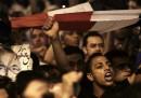 Le proteste di ieri in Egitto